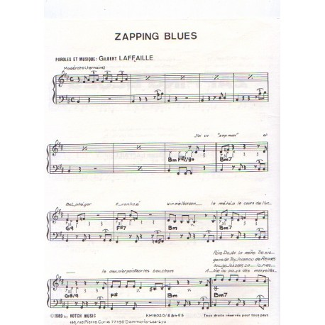 Partition - Zapping Blues