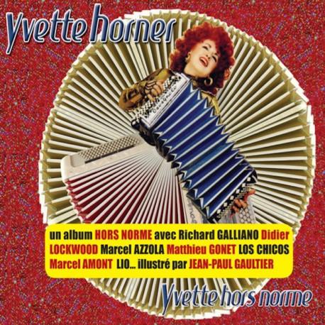 CD - Yvette Hors Norme