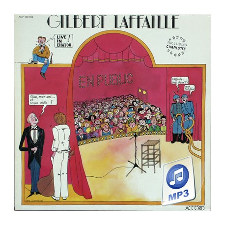 Morceau MP3 - 11 Charlotte (Live in Chatou -1981)