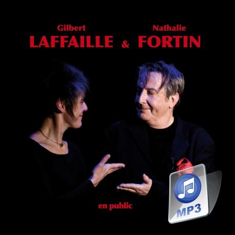 Morceau MP3 - 09 La p'tite fille d'à côté (En public - 2010)