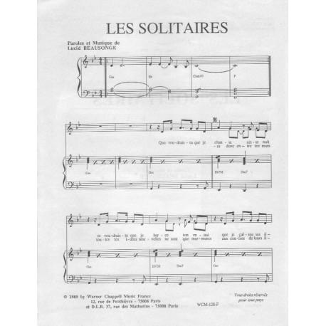 Lucid Beausonge / Les solitaires