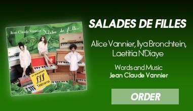 Jean Claude Vannier - salades de filles